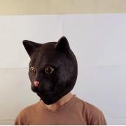 Маска кота