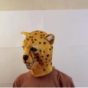 Маска гепарда