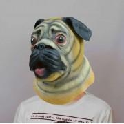 Маска собаки пса