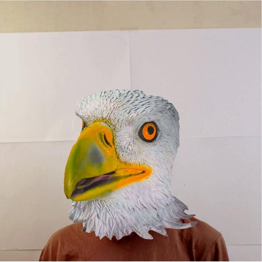 Маска орел своими руками 22