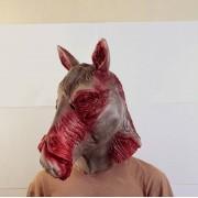 Маска коня зомби