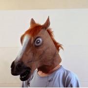 Маска лошади коня