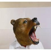 Маска медведя бурого