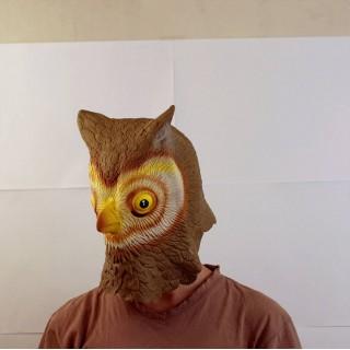 Маска совы