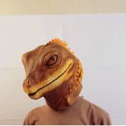 Маска рептилии