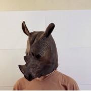 Маска носорога