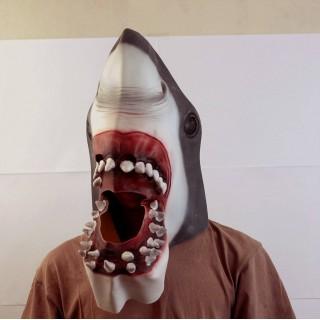 Маска акулы