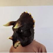 Маска трицератопса