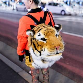 Сумка тигра амурского