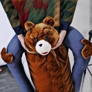 Медведь-штаны